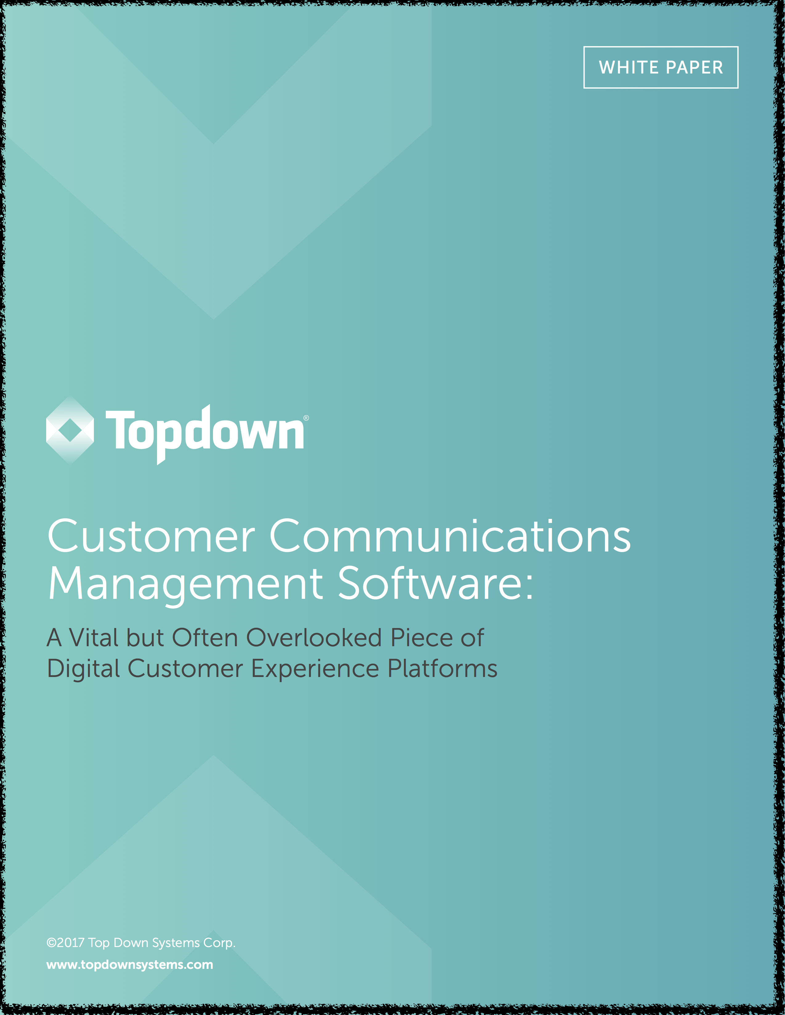 PDF guide to connecting CCM to digital experience