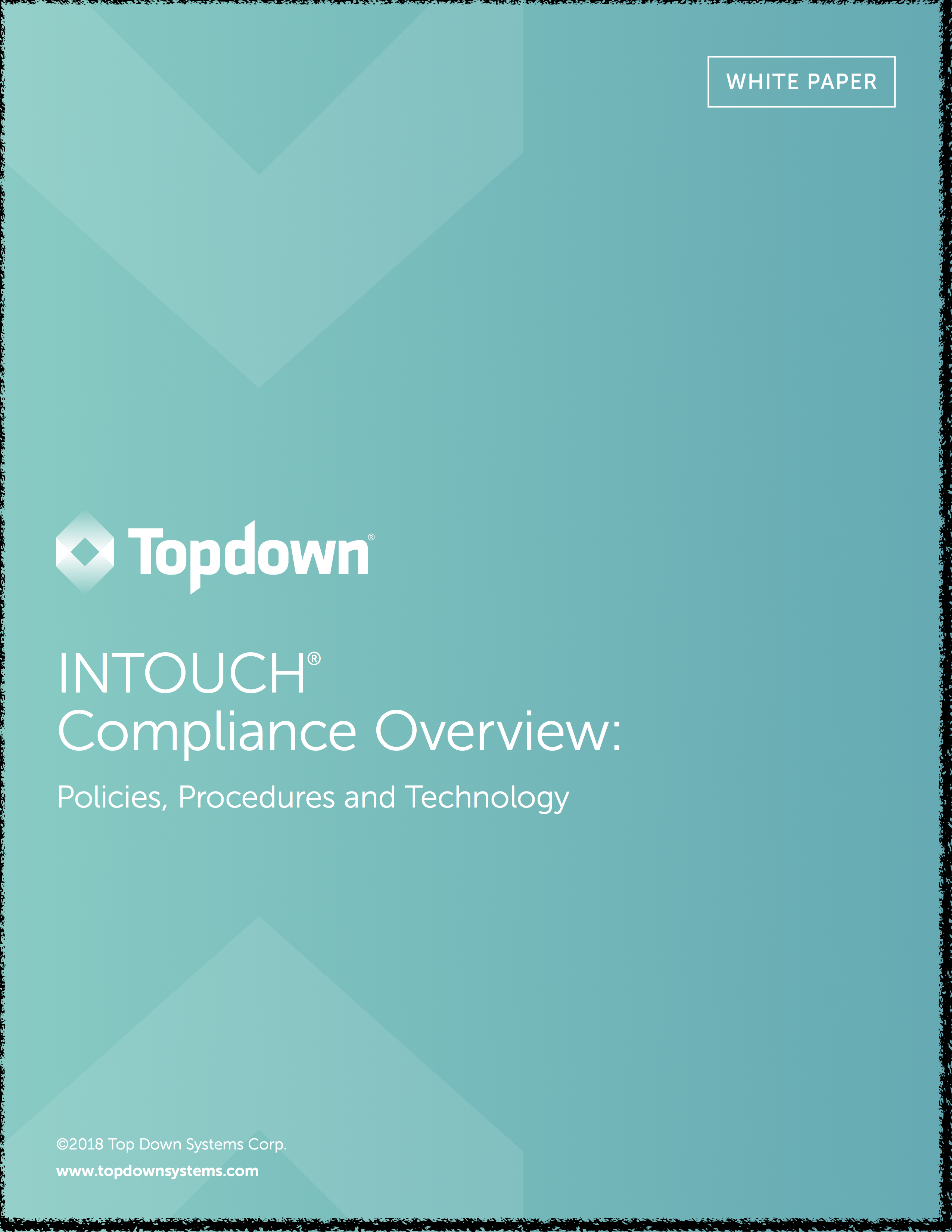 PDF on Topdown INTOUCH compliance