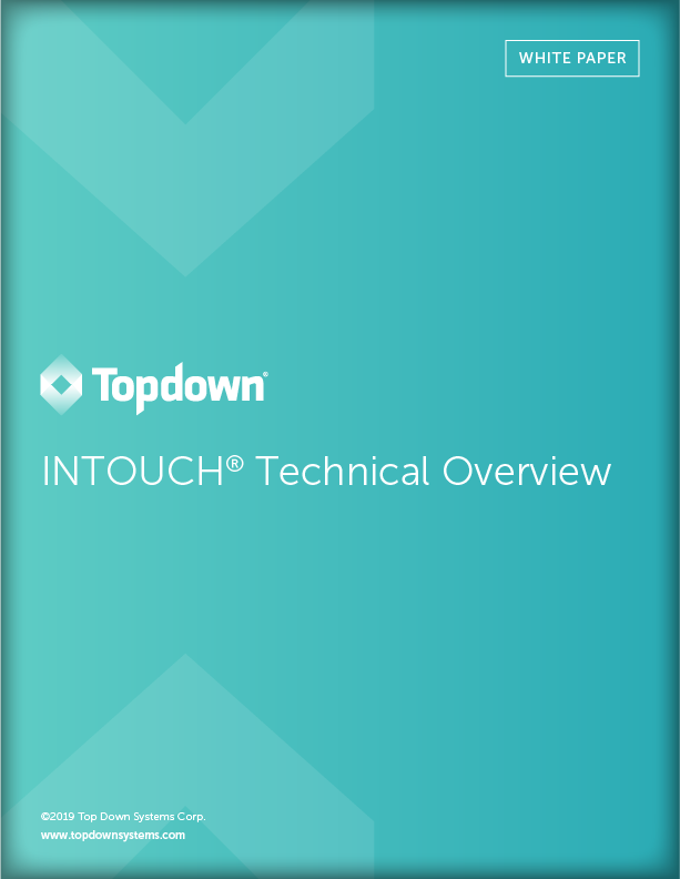 Topdown White Paper: Technology Overview