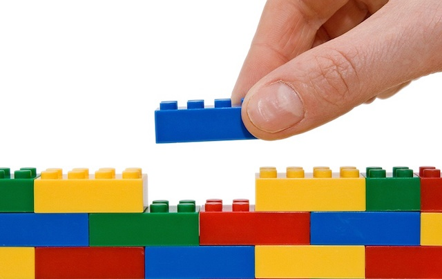 using building blocks customer-communication requires some assembly