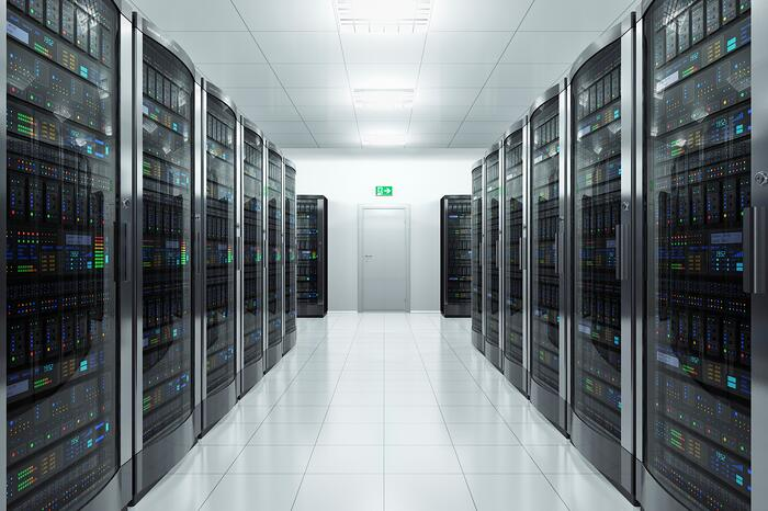 ETL is commonly used in data centers