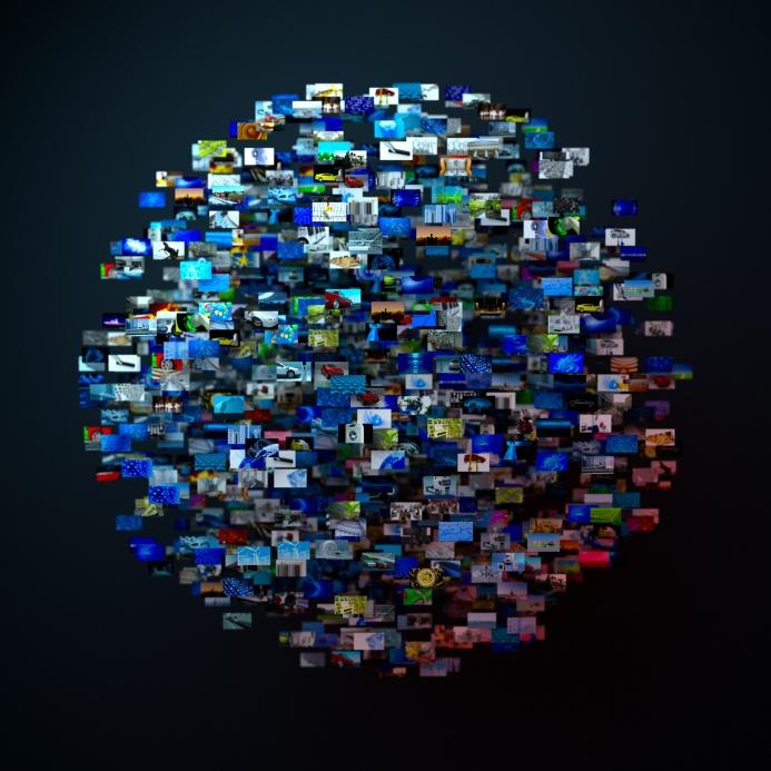digital asset management image cloud