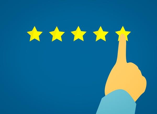 5-star digital customer experience