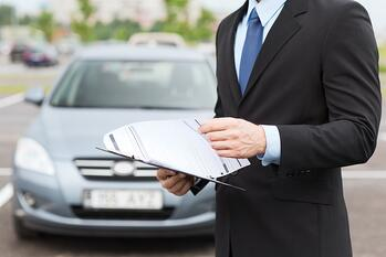 an auto insurance claim