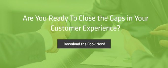 Click to download the customer experience eBook